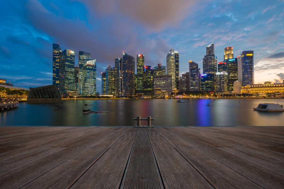 Countries like Singapore are doing lifelong learning right, giving the rest of us a running start. Here are 5 things Singapore can teach us now.