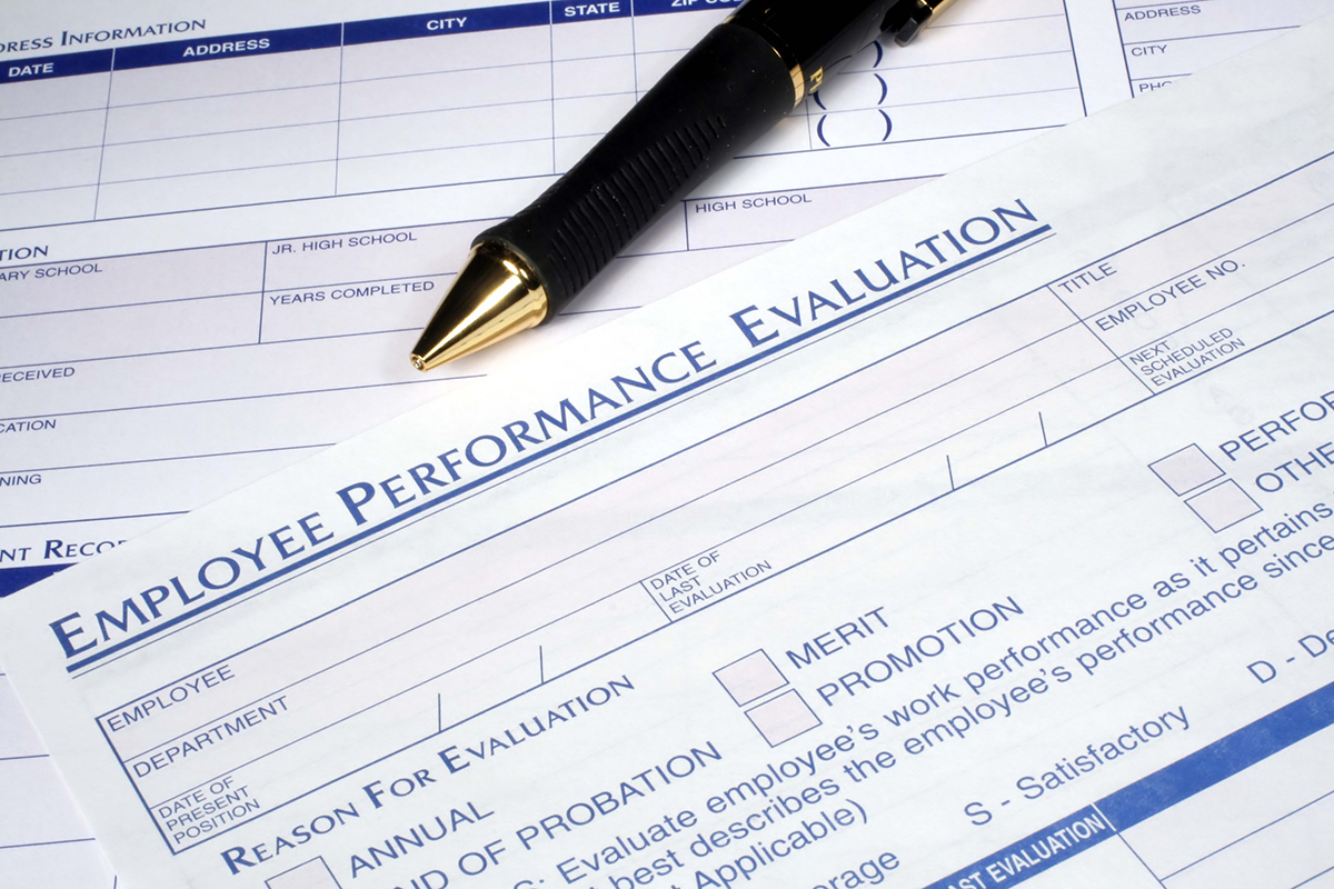 Government Employee Evaluation